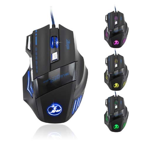 2. Zelotes Gaming Mouse