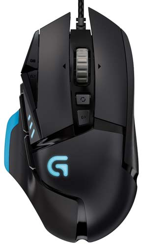 6. Logitech Gaming Mouse