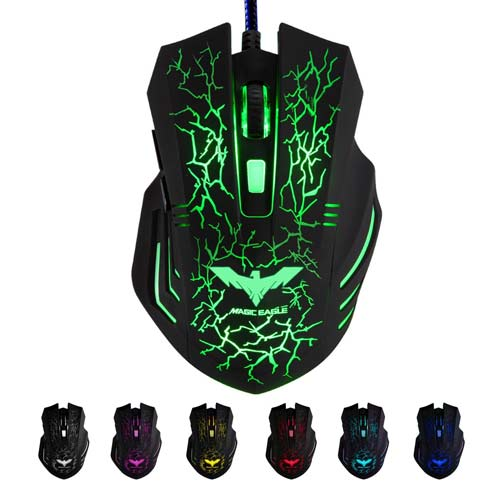 5. HAVIT HV-MS672 Gaming Mouse