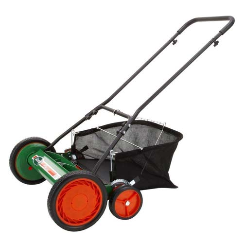 6. Scotts 20-Inch Reel Mower