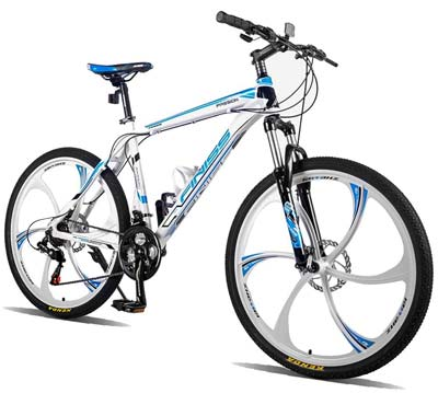 1. Merax Finiss Mountain Bike