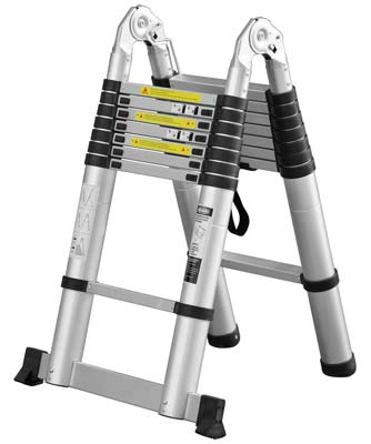 6. Ollieroo Telescopic Extension Ladder