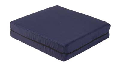 7. Duro-Med Foam Seat Cushion with Cover