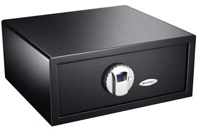 6. BARSKA Biometric Safe