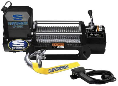 8. Superwinch LP8500 Winch (1585202)