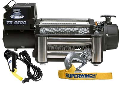 7. Superwinch 1595200 Winch