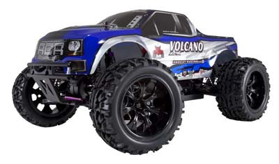 6. Redcast Racing Volcano EPX Electric Truck