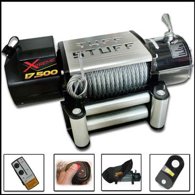 5. Tuff Stuff Xtreme Winch