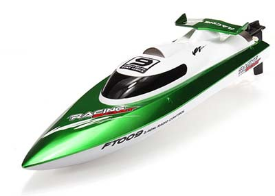 5. FT009 Remote Control Racing Boat