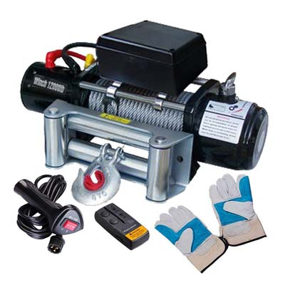 3. Yescom Recovery Winch