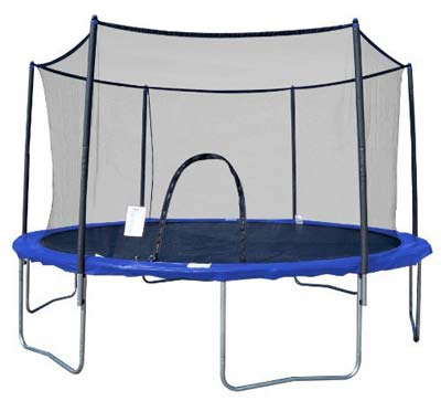 4. Airzone Trampoline
