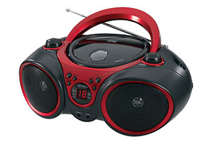 Portable Radio CD Player