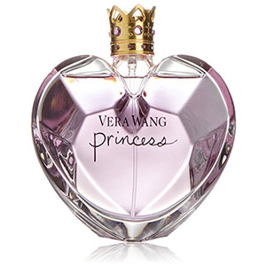 2. Vera Wang 3.4 Ounce EDT Spray for Women
