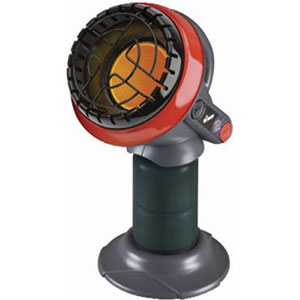 2. Mr. Heater F215100 Medium Propane Heater (MH4B)
