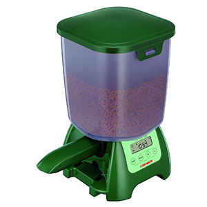 8. Fish Mate Pond Fish Feeder (P7000)