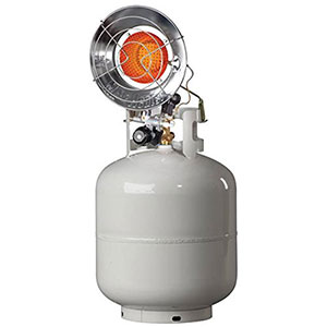 10. Mr. Heater Outdoor Propane Heater (MH15T)