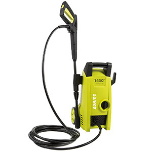3. Snow Joe 1450 PSI 1.45 GPM Electric Pressure Washer (SPX1000)