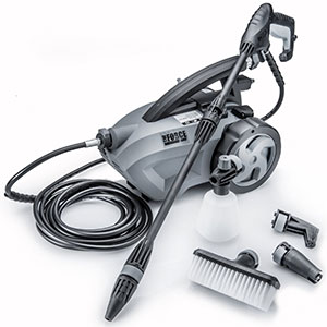 10. Powerhouse International 1800 PSI 1.6 GPM Electric Pressure Washer