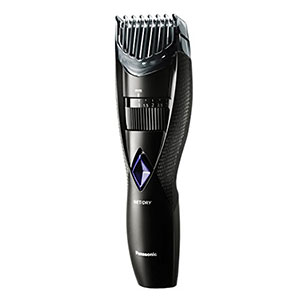 5. Panasonic 6.6 Ounce Wet and Dry Electric Hair Trimmer