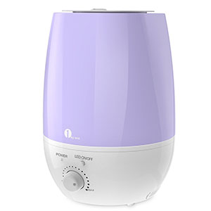 8. 1byone Ultrasonic 6L/1.59gal Cool Mist Humidifier