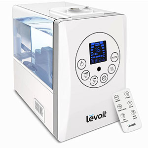 2. Levoit Warm and Cool Mist 6L Humidifier