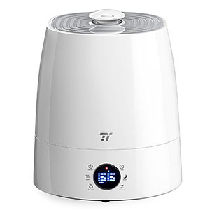 5. TaoTronics Ultrasonic Warm & Cool Mist Humidifier