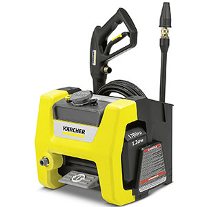 9. Karcher Cube Electric Pressure Washer (K1700)
