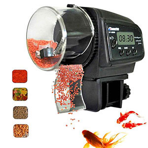 1. eBoTrade Dirct Automatic Fish Feeder