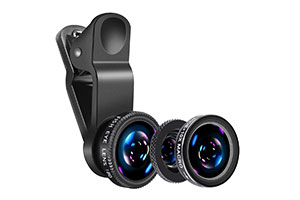Photo of Top 10 Best Cell Phone Camera Lens for Smartphone in 2019 Reviews