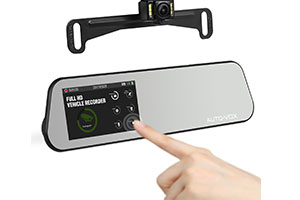 Photo of Top 10 Best Rear View Mirror Dash Cams in 2020 Reviews