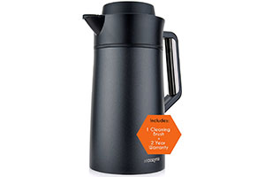 Photo of Top 10 Best Thermal Coffee Carafes in 2019 Reviews