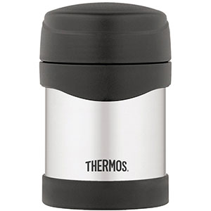 5. Thermos Vacuum Insulated Food Jar (10 oz.)