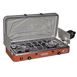 7. Camp Chef Everest Stove (2 Burner)