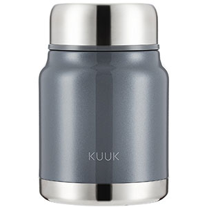 7. KUUK 17oz Lunch/Soup Container Flask To Go
