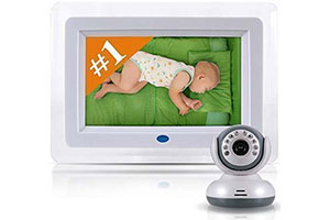 WiFi & Wireless Baby Monitor