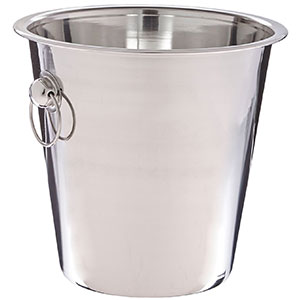 8. Winco 4-Quart Wine Bucket (WB-4)