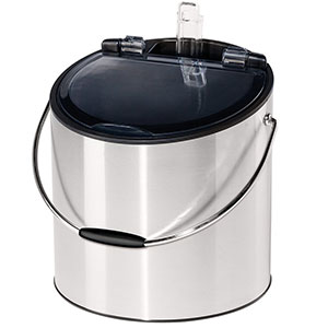 7. Oggi Stainless Steel Ice Bucket