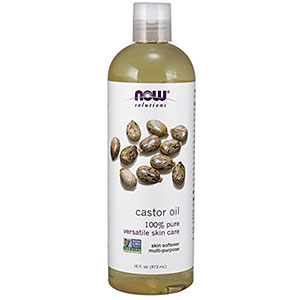 7. NOW Foods Castor Oil