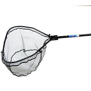 6. Ranger Nets Rubber Telescopic Fishing Net