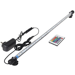 8. Mingdak 22.5-inch LED Aquarium Light