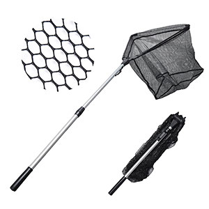 1. MadBite Foldable Telescoping Fishing Net