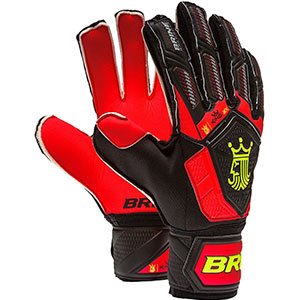 2. Brine King Match X3 Goalkeeper Gloves