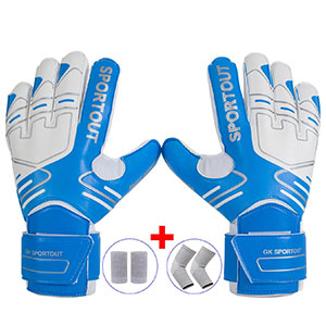 9. TimeBus Youth&Adult Goalie Gloves