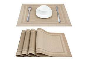 Photo of Top 10 Best Table Placemat Sets in 2019 Reviews